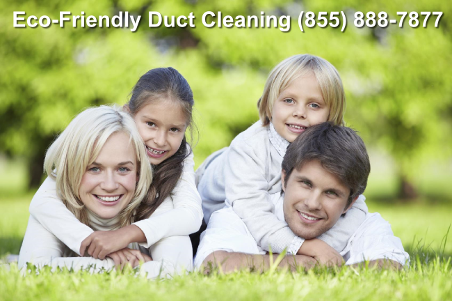 Eco-Friendly Duct Cleaning
