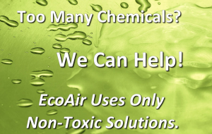 Non Toxic Solutions Used